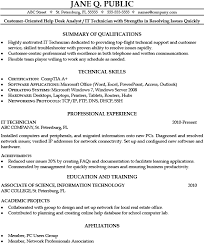 Help Desk Cover Letter Entry Level by Cover Letter It Help Desk Resume Samples Free Resume Objective