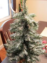 Flocked Christmas Trees Decorated by Spruce Up A Boring Christmas Tree With This Cheap One Ingredient