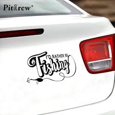 1PC High Quality 15.1*7.9cm I'd Rather Be Fishing Vinyl Stickers ... 2 Fish Skeleton Decals Car Sticker Fishing Boat Canoe Kayak Rodfather Funny Vancar Jdm Vw Dub Vag Euro Vinyl Decal Tancredy Go Stickers And Bumper Bass Truck Wall Window 1pc High Quality 15179cm Id Rather Be Fly Angler Vinyl Decal Fly Fishing Sticker Ice Hell When Freezes Over Ill Visit To Buy 14684cm Is Good Bruce Pinterest 2018 Styling Daiwa Brand And For Hooked On Outdoor Life Camping