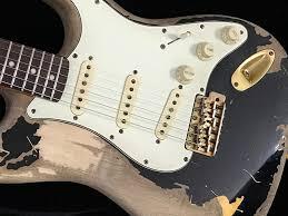 Remodeled John Mayer Black One Vintage Style A0408005 JPY 126360