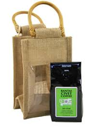 Bantai Kopi Luwak Comes In A Gift Bag