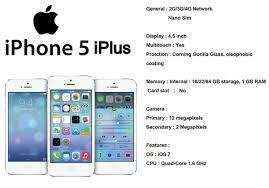 iPhone 5 Plus ups screen size PhonesReviews UK Mobiles Apps