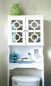 Storage Above Toilet Ideas Bathroom Clever For A Tiny