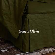 Split Corner Bed Skirt by Buy Hotel Style Linen Bedskirt Online Linenshed U2013 Linenshed
