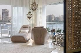 100 Apartment Design Magazine Elegant AllWhite Overlooking The Nile River