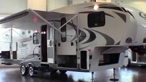 2014 Keystone Cougar X Lite 28 RDB Bunk House Fifth Wheel With Outside K