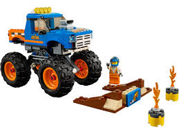 100 Monster Truck Track Set 60180 LEGO City Products And S LEGOcom US