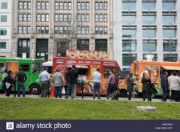 Workers Enjoying Lunch From Food Trucks On A Washington Downtown ... Exposition Park Disney Food Trucks In Dtown Chi Phi Food Truck Bazaar Central Florida Future A 10 Trucks You Need To Visit In Austin Tx Huffpost Why Alexandrias Truck Program Only Has 7 Rcipating The Dine And Dash No Lineup Twin Cities Springs Street Eats Rally Coming To Likely Continue Parking Dtown Casper With Great Ferndale Debate 2012 Curbed Detroit Invasion Abacoa Jupiter Fl Leaders Consider Allowing Maple Avenue Garment District Los Angeles