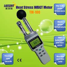 tenmars tm 188 heat stress wbgt meter in temperature instruments