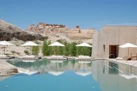 100 Luxury Hotels Utah IPA Magazine Travel Reviews Amangiri Resort