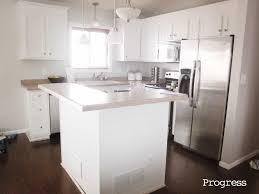 Kitchen Cabinet Vinyl Flooring White Cabinets