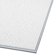 shop armstrong 12 pack supertuff homestyle ceiling tile panel