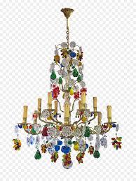 Chandelier Christmas Ornament Tree