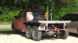 DIESEL REDNECK MINI PU TRUCK WITH SECOND REAR AXLE IN FLORIDA IN ...