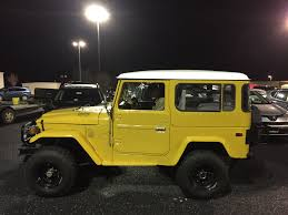 Eliot Heading Back To Indiana With His 1980 Toyota FJ40 LandCruiser ...