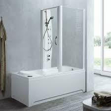 Badewanne Mit Dusche Badewanne Und Dusche Kombiniert Optirelax