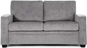 buy serene lauren steel sofa bed online cfs uk
