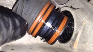 100 Ford Truck Transmissions F150 6R60 6R80 Transmission Fluid Leak Bulkhead Sleeve Repair