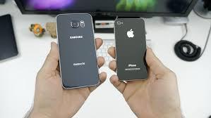 Apple iPhone 6 vs Samsung Galaxy S6 — Ultimate parison Video