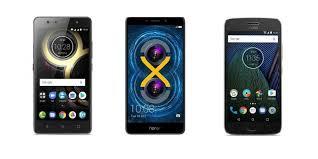 Top 10 Smartphones under Rs 12 000 in India 2018