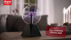 Electro Plasma Lava Lamp Amazon by Buy Plasma Ball Lamp At Argos Co Uk Your Online Shop For Novelty