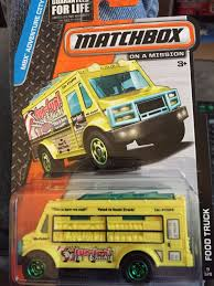 100 Food Truck Apps Matchbox Toy Car Die Cast And Hot Wheels 2015 From