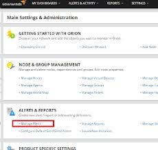 Solarwinds Web Help Desk Reports by Disable Web Based Alerts In Orion Solarwinds Worldwide Llc