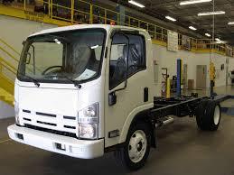 100 Propane Powered Trucks Isuzu Celebrates 20000 Unit Milestone For NSeries Gaspowered Cabover