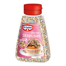 zucker streusel