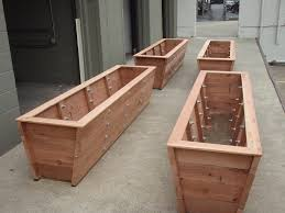 Large Redwood Planter Boxes Made For Tall Bamboo.   Trick ... How To Build A Wooden Raised Bed Planter Box Dear Handmade Life Backyard Planter And Seating 6 Steps With Pictures Winsome Ideas Box Garden Design How To Make Backyards Cozy 41 Garden Plans Google Search For The Home Pinterest Diy Wood Boxes Indoor Or Outdoor House Backyard Ideas Wooden Build Herb Decorations Insight Simple Elevated Louis Damm Youtube Our Raised Beds Chris Loves Julia Ergonomic Backyardlanter Gardeninglanters And Diy Love Adot Play