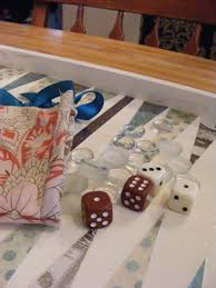 The Complete Guide To Imperfect Homemaking DIY Backgammon Board