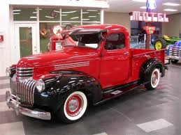 1946 Chevrolet Pickup For Sale | ClassicCars.com | CC-1069589 Indisputable 1946 Chevy Pickup Hand Built Truckin Magazine Chevrolet Truck Hot Rod Network A History Of 41 59 Pickups 42 46 Lowrider The 2015 Daytona Turkey Run Photo Image Gallery Autolirate 194146 Pickup And Last Picture Show 12ton 1936 Master Deluxe Sport Half Tonne Truck Uk Gistered Barn Find Chevy 1945 Pinterest Trucks 3100 Pickup 12 Ton Frame Off Restoration 1941 1942 1944 44 Rat Street
