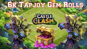 Pumpkin Duke Castle Clash Hack by Castle Clash Tap Joy Gem Rolls Youtube