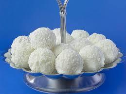 recette boules de neige coco maxi