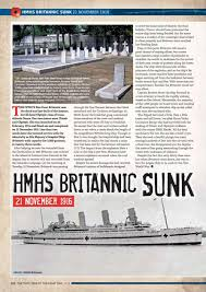 The Sinking Of The Britannic Old Version by 100 Years Ago Today Archive Page 8 Subsim Radio Room Forums