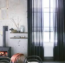 maßgefertigte schwarze vorhänge a house of happiness