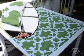 Square Patio Table Tablecloth With Umbrella Hole by No Sew Patio Tablecloth With Umbrella Hole Pretty Handy