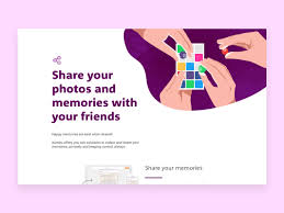 100 Memories By Design Share Your Photos And By Anna Herve On Dribbble
