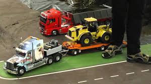 100 Rc Model Trucks Youtube