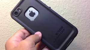 Does the LifeProof iPhone 5 case fit in the New iPhone 5S