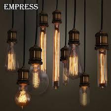 40w filament oule vintage light bulb edison l retro bulb e27