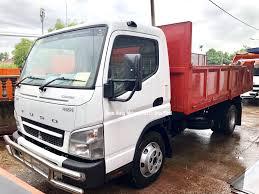 100 Mitsubishi Commercial Trucks New Fuso FE85PE Steel Tipper Truck Model