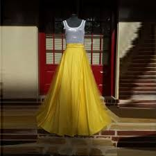 popular yellow skirt woman buy cheap yellow skirt woman lots from