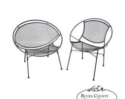 Salterini Iron Patio Furniture by Salterini Furniture Etsy