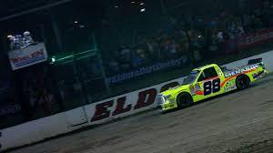 100 Jayski Trucks Matt Crafton Snaps 27race Winless Streak With Eldora Speedway Victory