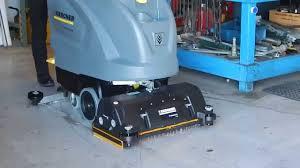 Commercial Floor Scrubbers Australia by Kärcher B 60 Floor Scrubber Youtube