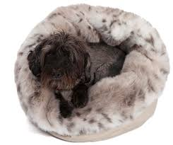 Burrowing Dog Bed by Dog Winter Accessories Ready For The Chill Australian Dog Lover