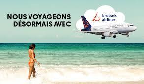 reserver siege air brussels airlines cook voyages