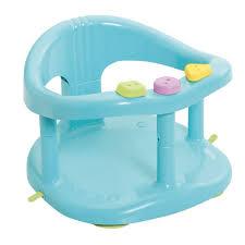 siege bébé bain babymoov anneau de bain aqua bleu turquoise achat vente assise