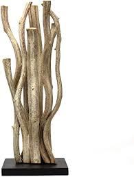 design treibholz le tisch handarbeit dekorativ e14